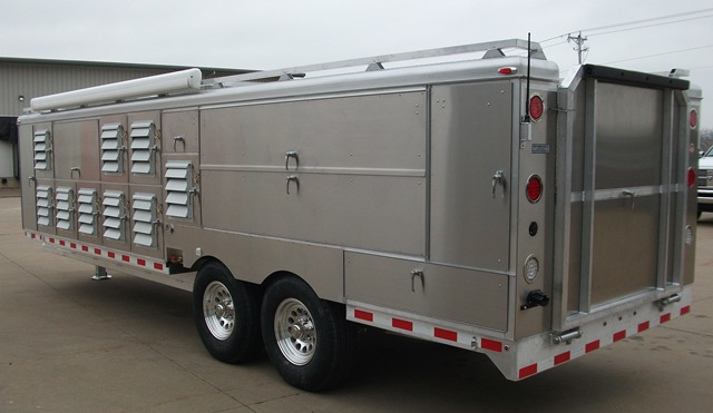 Dog Trailer dog gooseneck atv trailers